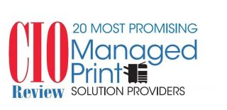 Cio Review Recognizes Canon For Mps Solutions