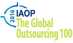 2016 IAOP Global Outsourcing 100 Leader